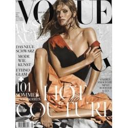 Vogue 5/Mai 2015 - Malgosia Bela Hot Couture