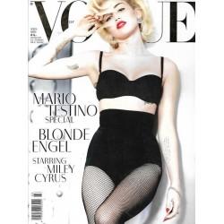 Vogue 3/März 2014 - Starring Miley Cyrus