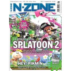 N-Zone 08/2017 - Ausgabe 244 - Splatoon 2