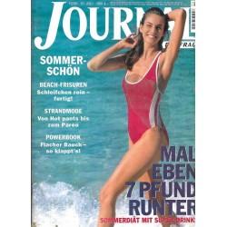 Journal Nr.15 / 10 Juli 1996 - Mal eben 7 Pfund runter