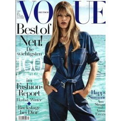 Vogue 7/Juli 2017 - Anna Ewers Best of Neu!