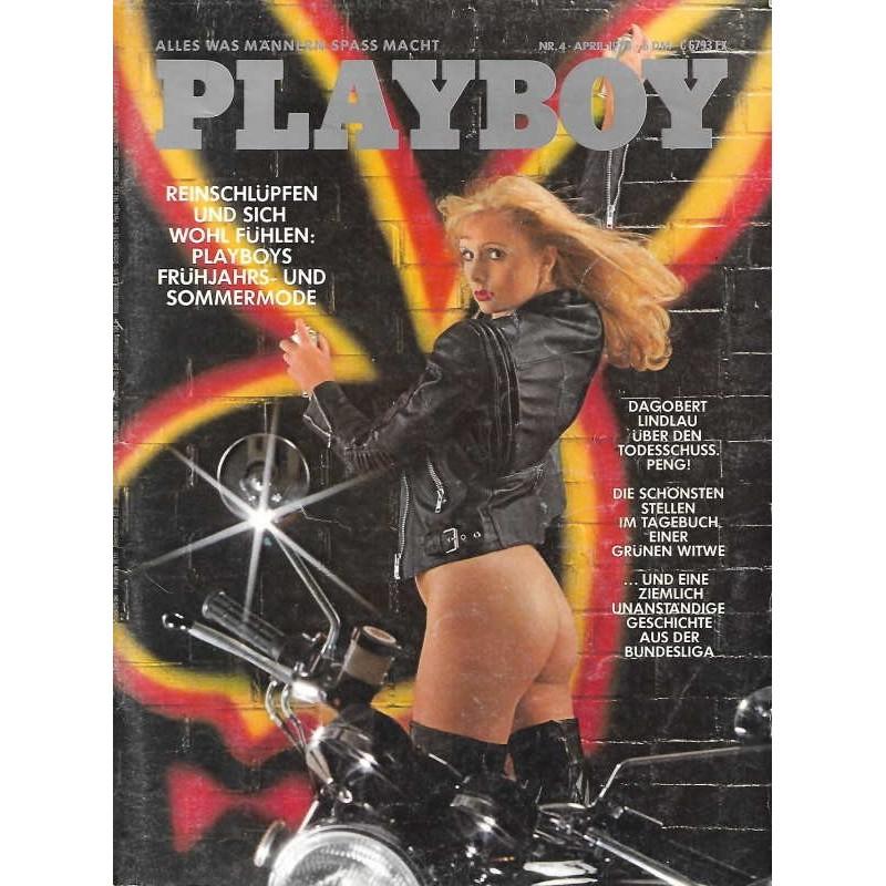 Playboy Nr.4 / April 1978 - Playmate Isabella Schwandt