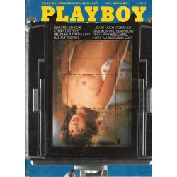 Playboy Nr.2 / Februar 1975 - Dagmar Puttkammer