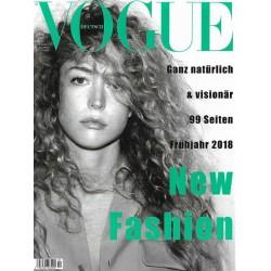 Vogue 2/Februar 2018 - Grace Elizabeth New Fashion