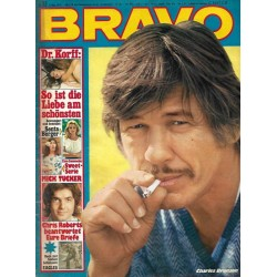 BRAVO Nr.33 / 8 August 1974 - Charles Bronson