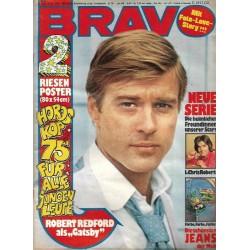 BRAVO Nr.52 / 19 Dezember 1974 - Robert Redford