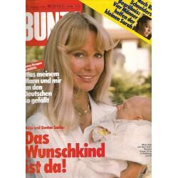 BUNTE Nr.24 / 9 Juni 1982 -...