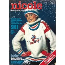 Nicole 1/1978 - Ski und Apres-Ski