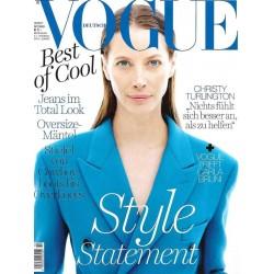 Vogue 10/Oktober 2017 - Christy Turlington Burns