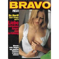BRAVO Nr.23 / 30 Mai 1974 - Liebe
