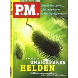 P.M. Ausgabe November 11/2019 - Unsichtbare Helden