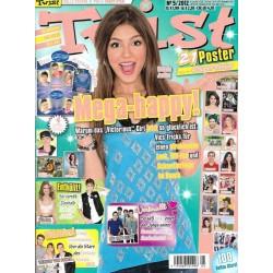Twist Nr.5 / 2012 - Mega Happy! Victoria Justice