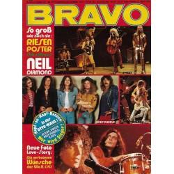 BRAVO Nr.51 / 13 Dezember 1972 - Sweet, Deep Purple, T. Rex