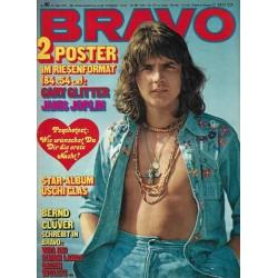 BRAVO Nr.40 / 27 September 1973 - Bernd Clüver