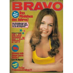 BRAVO Nr.18 / 26 April 1973 - Ute Kittelberger