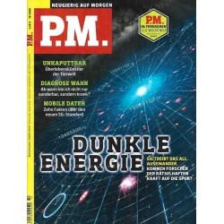P.M. Ausgabe Oktober 10/2019 - Dunkle Energie