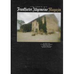 Frankfurter Allgemeine Magazin Heft 139 / Oktober 1982 - Emilia