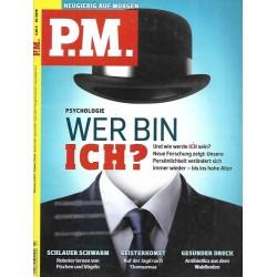 P.M. Ausgabe Oktober 07/2019 - Wer bin Ich?
