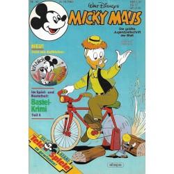 Micky Maus Nr. 43 / 25 Oktober 1983 - Bastelkrimi Tel.4