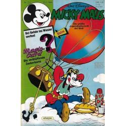 Micky Maus Nr. 29 / 13 Juli 1985 - Magic Card