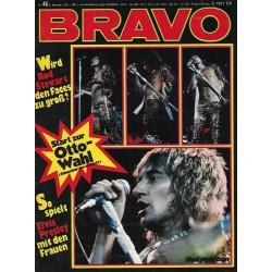 BRAVO Nr.46 / 8 November 1972 - Rod Stewart