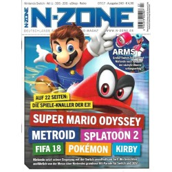 N-Zone 07/2017 - Ausgabe 243 - Super Mario Odyssey