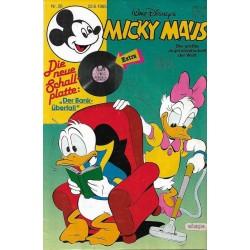 Micky Maus Nr. 26 / 22 Juni 1985 - Die neue Schallplatte