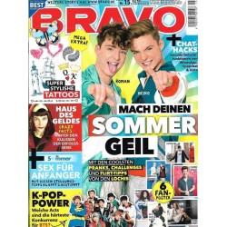 BRAVO Nr.15 / 4 Juli 2018 - Roman & Heiko