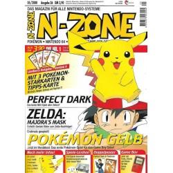 N-Zone 05/2000 - Ausgabe 36 - Pokemon Gelb