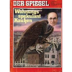Der Spiegel Nr.29 / 11 Juli 1977 - Wohnungsspekulant Kaußen