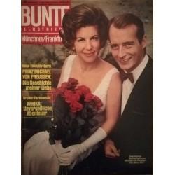 Bunte Illustrierte Nr.40 / 1 Oktober 1966 - Prinz Michael