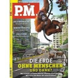 P.M. Ausgabe Juni 06/2019 - Die Erde ohne Menschen