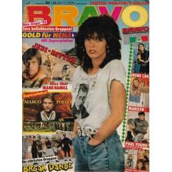 BRAVO Nr.2 / 5 Januar 1984 - Gold für Nena