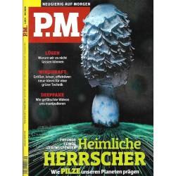 P.M. Ausgabe September 09/2020 - Heimliche Herrscher