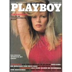 Playboy Nr.3 / März 1988 - Kim Basinger