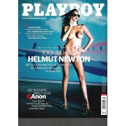 Playboy Nr.12 / Dezember 2020 - 100 Jahre Helmut Newton
