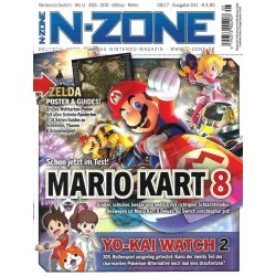 N-Zone 05/2017 - Ausgabe 241 - Mario Kart 8