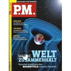 P.M. Ausgabe Juni 06/2020 - Was die Welt zusammenhält