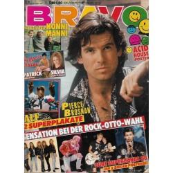 BRAVO Nr.1 / 29 Dezember 1988 - Pierce Brosnan