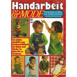 Condor Handarbeit & Mode Nr.2/1977 - Strick & Häkelmode