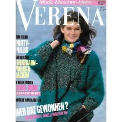 Verena Mode 1/Januar 1988 - Effektgarn