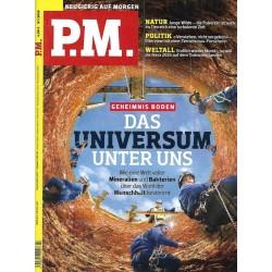 P.M. Ausgabe Juli 07/2020 - Geheimnis Boden