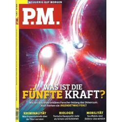 P.M. Ausgabe Oktober 10/2020 - Was ist die Fünfte Kraft?