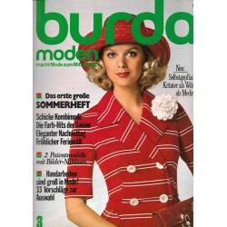 burda Moden 3/März 1974 - Schicke Kombimode