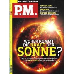 P.M. Ausgabe August 8/2020 - Woher kommt die Kraft der Sonne?