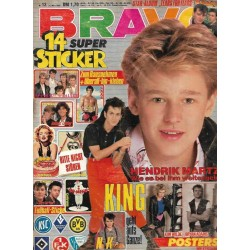BRAVO Nr.13 / 21 Februar 1985 - Hendrik Martz