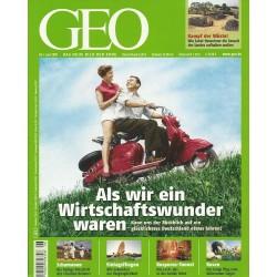 Geo Nr. 6 / Juni 2009 - Als...