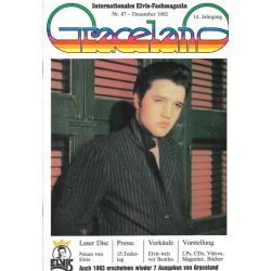 Graceland Nr.87 Dezember 1992 - Neues von Elvis