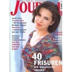 Journal Nr.3 / 24 Januar 1996 - 40 Frisuren