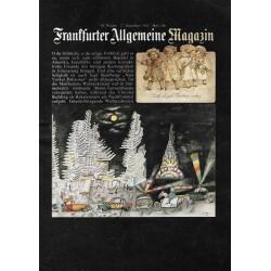 Frankfurter Allgemeine Heft 146 / Dez. 1982 - Saul Steinbergs